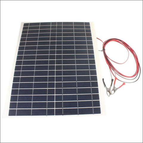 Portable Diy Solar Panel Kit