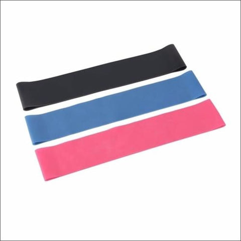Resistance Band Set 6 Level Resistance Exercise - Sports & Outdoor