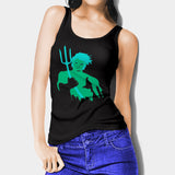 Aquaman Woman's Tank Top I | Leaftunes