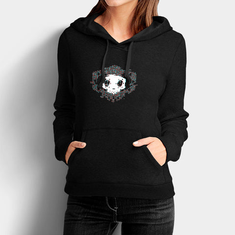 Overwatch Sombra Woman's Hoodies | Leaftunes