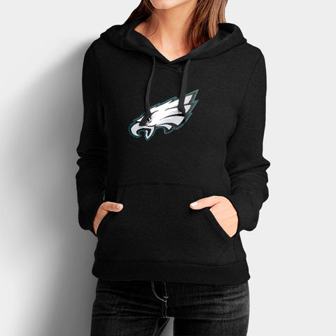 Philadelphia Eagles Woman's Hoodies | Leaftunes