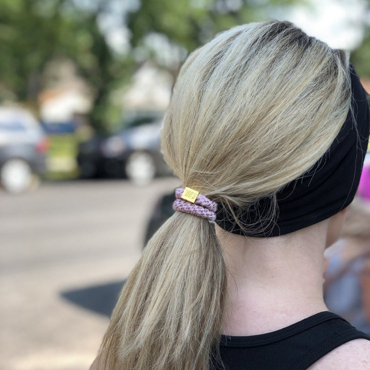 Knotted Soft Headband