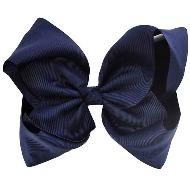Large 8 in Grosgrain Bows (20.5 cm)