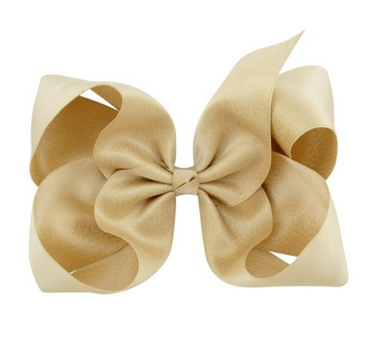 Shimmer Ribbon Bow (4 in)
