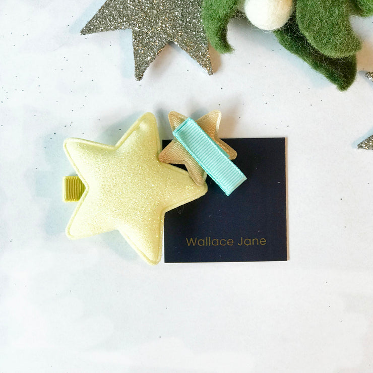 Twinkle Star Two Pack Clip