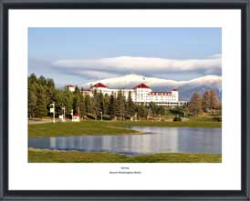 Mount Washington Hotel Collection SUMMER 20 x 24