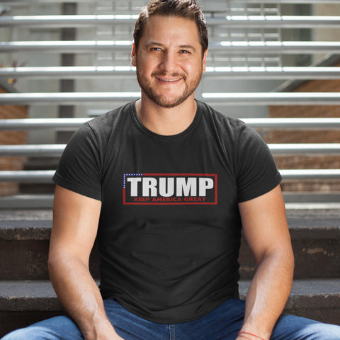 Image of Trump Keep America Great Premium Tee