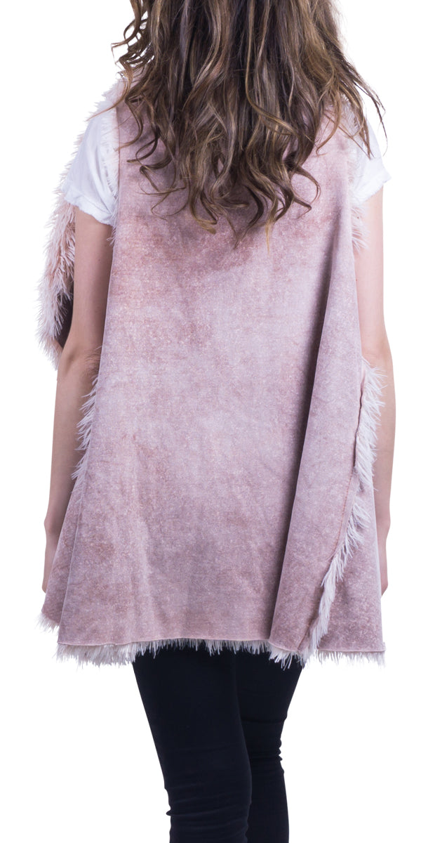Shalina Short Fur Jacket