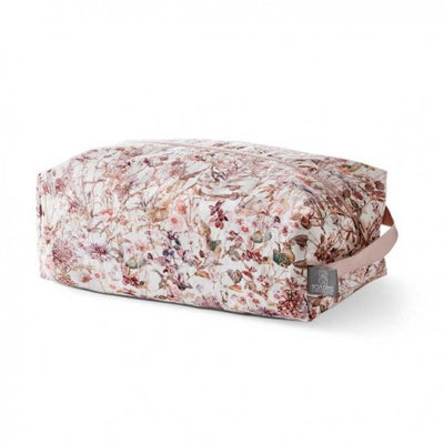 HOMEYNESS Liberty Toiletry Bag Wildflower - Eat Play Love