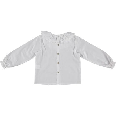 Blouse with Lace Paloma - Eat Play Love