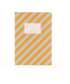 Notebook Stripes Caramel - Eat Play Love