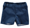 Corduroy Boys Shorts Blue - Eat Play Love