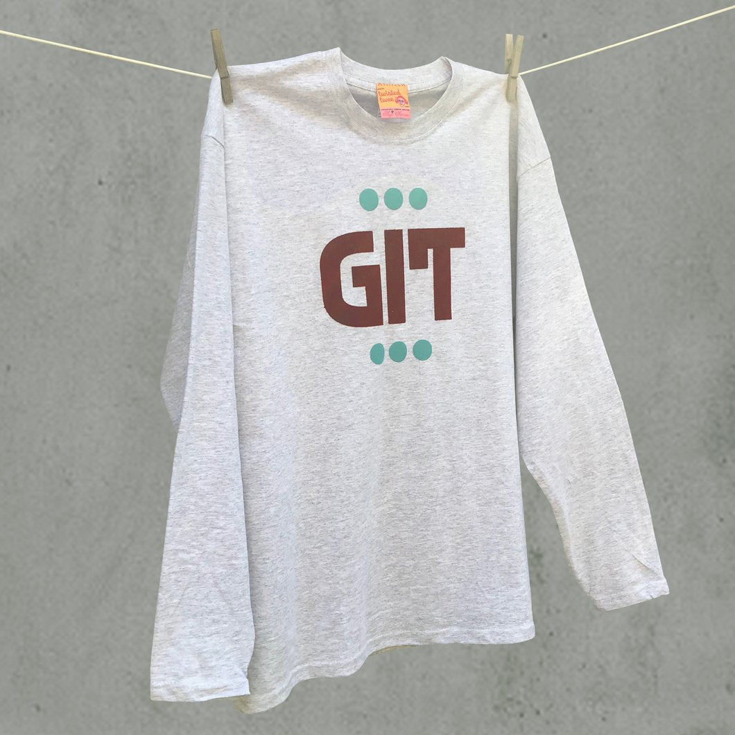 GIT Long Sleeved T Shirt
