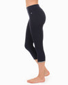 10K Body Fit Cool Touch Wicking Capri Legging