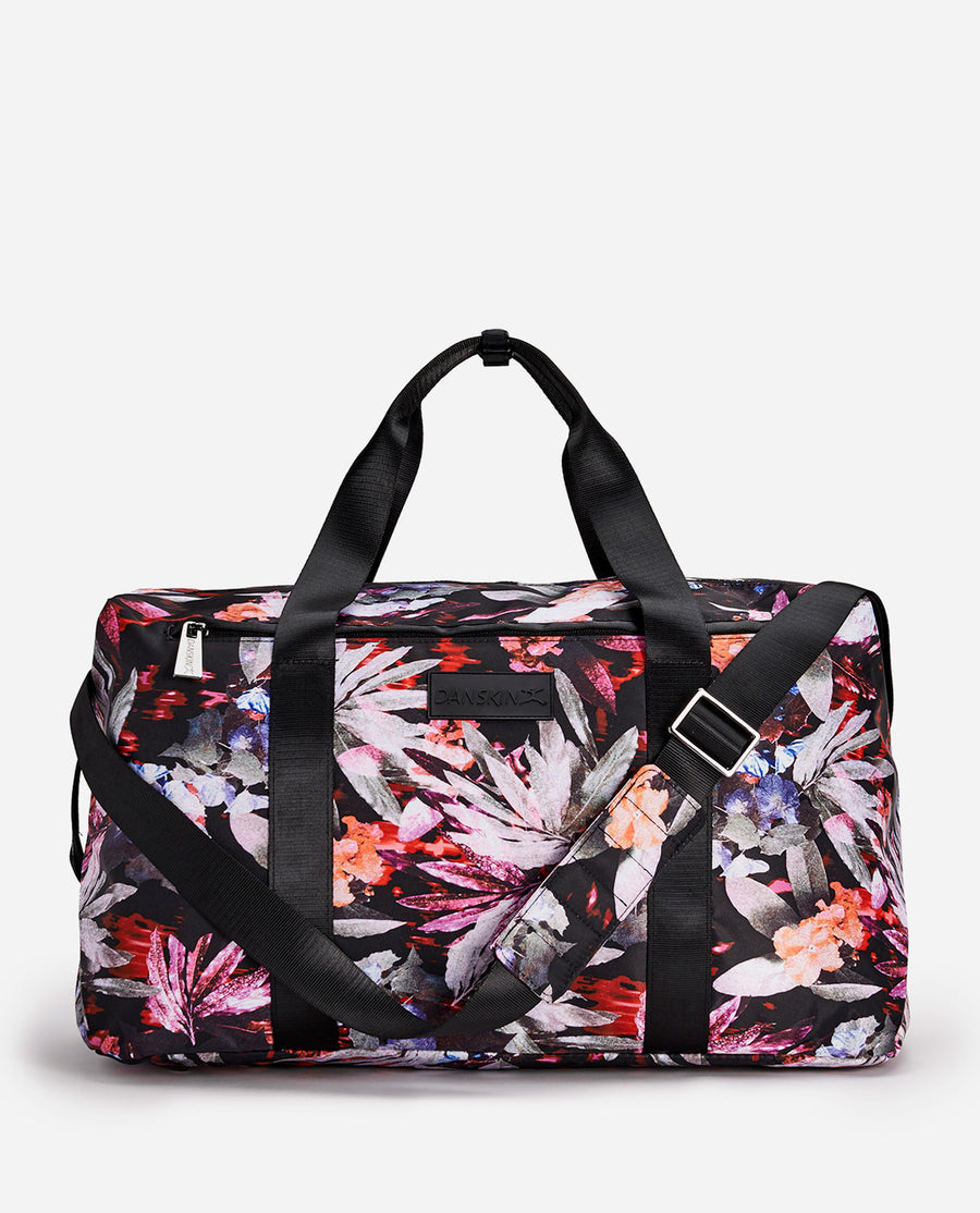 Wild Haven Print Duffle Bag