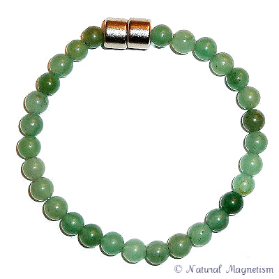 6mm Aventurine Gemstone Anklet