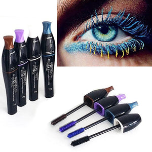 Mascara Chatoyant - 4 couleurs - Waterproof 123maquillage