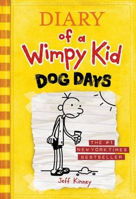 DIARY OF A WIMPY KID #4/ DOG DAYS