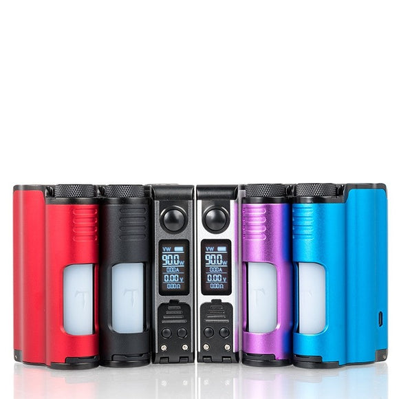 DOVPO Topside 90W TC VW Squonk Box Mod 10ml
