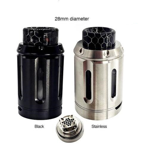 Squid Industries PeaceMaker XL RTA Tank