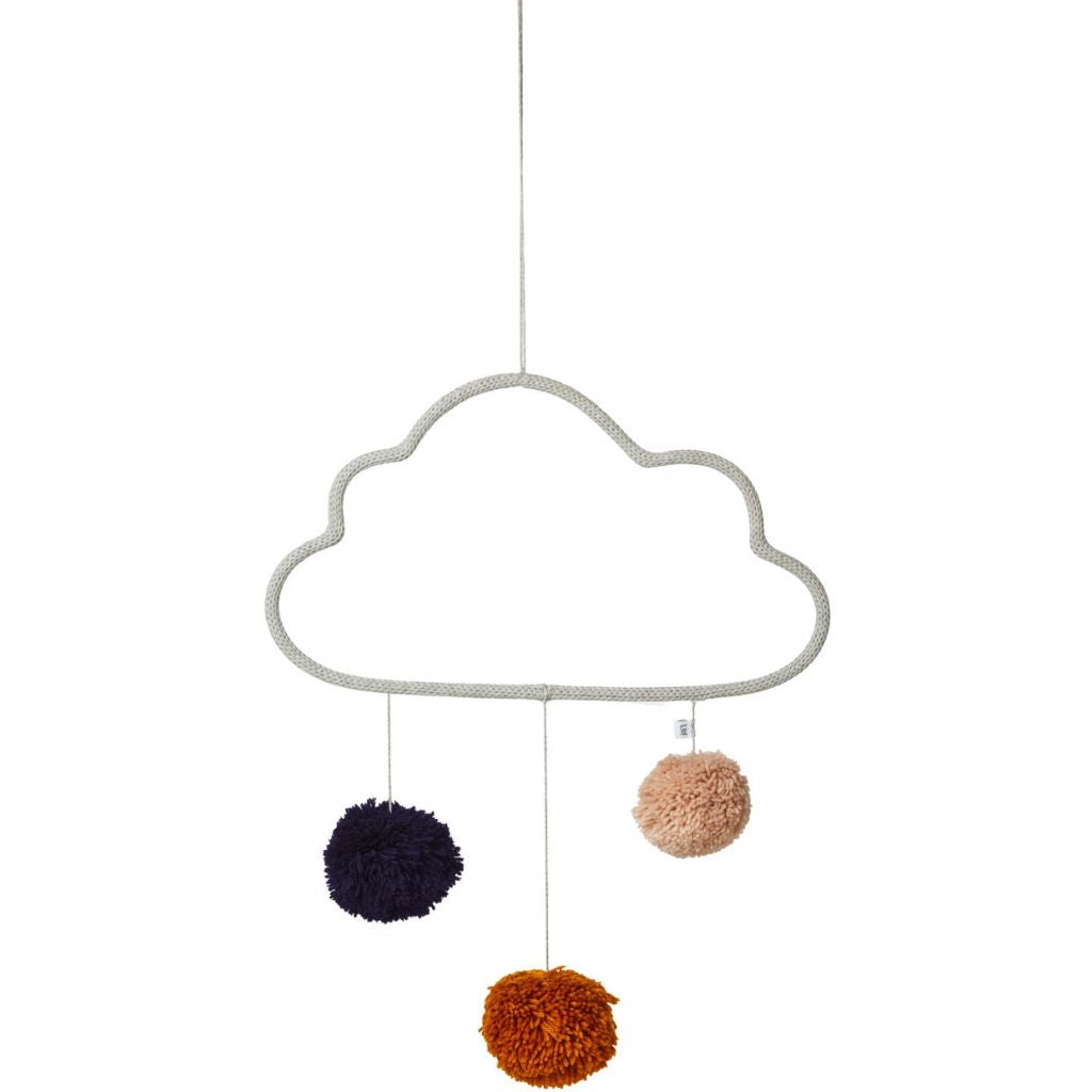 liewood-Odin mobile cloud-baby at the bank