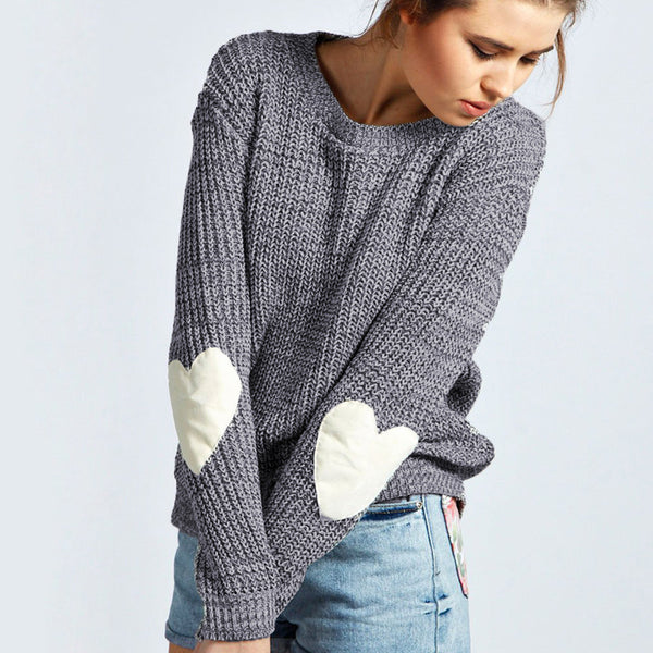 Knitted Sweater Heart - stimur