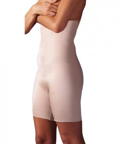 Rago Shapewear Ultra Shaper Body Slimmer Beige Md