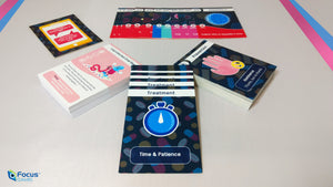 STI Wars Card Game- French