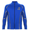 Mumbai Indians Raglan Sleeves Cut & Sew High Neck Jacket