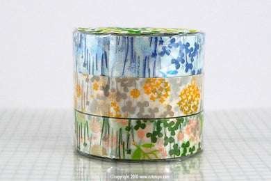 Japanese garden washi tape Pattern Masking Tape