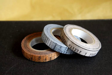 Oldbook Japanese Masking tape 10mm