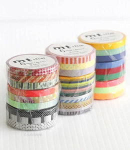 Slim Washi Tape Deco MT