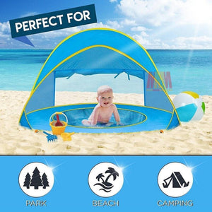 Baby Sunshelter Pool Tent