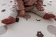 Run Forrest: Grey Small Playmat