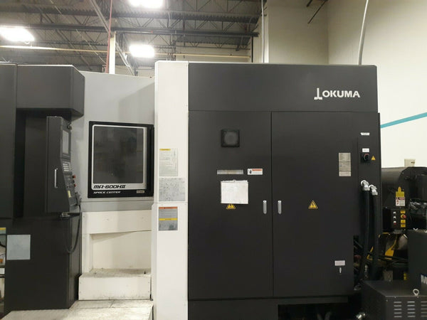 2017 Okuma MA-600HB-II - Under Power, Available for Inspection, Video