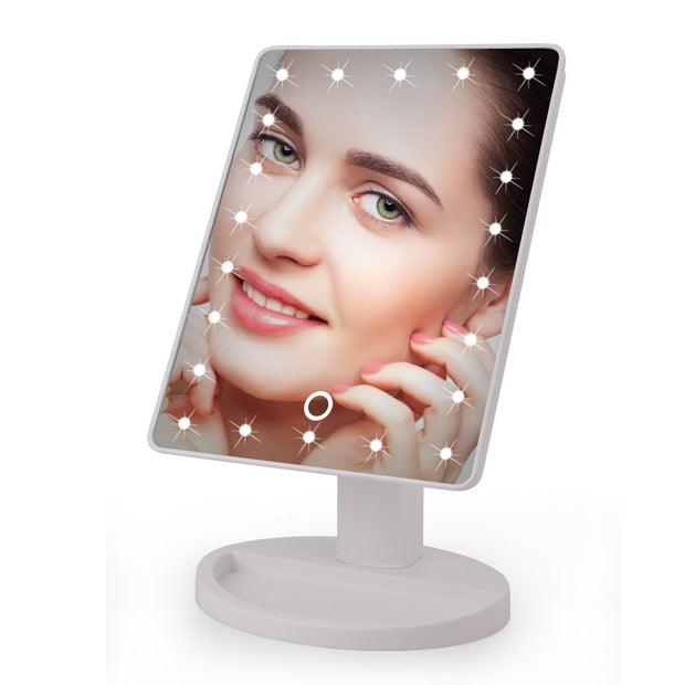 22 LED Touch Screen Makeup Mirror