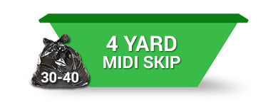 4 Yard Skip - Order Online Save 5%