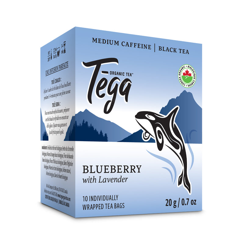 Tega Blueberry Lavender Tea