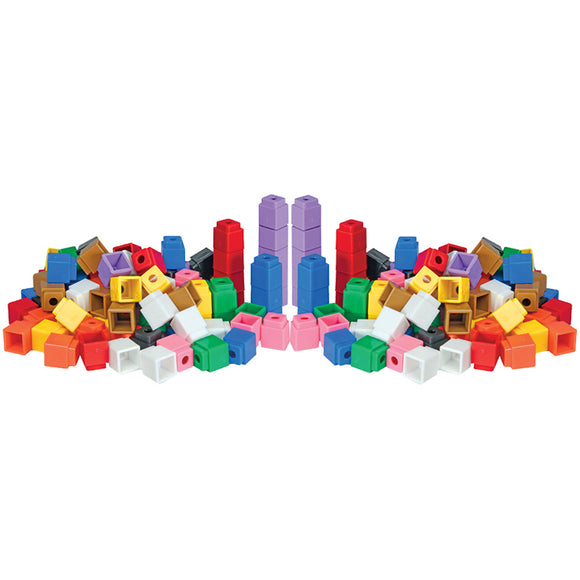 Touch & Count Cubes Idem Smile Mathematics- BibiBuzz