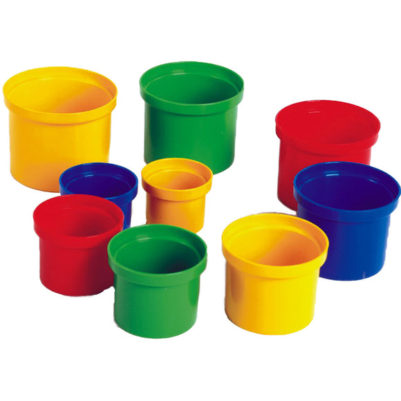 Stacking Cups Idem Smile Developmental Toys- BibiBuzz