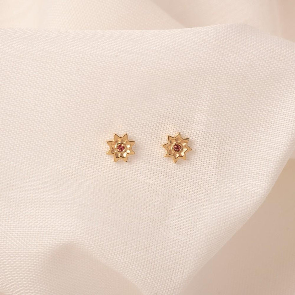 Birthstone SEP Earrings