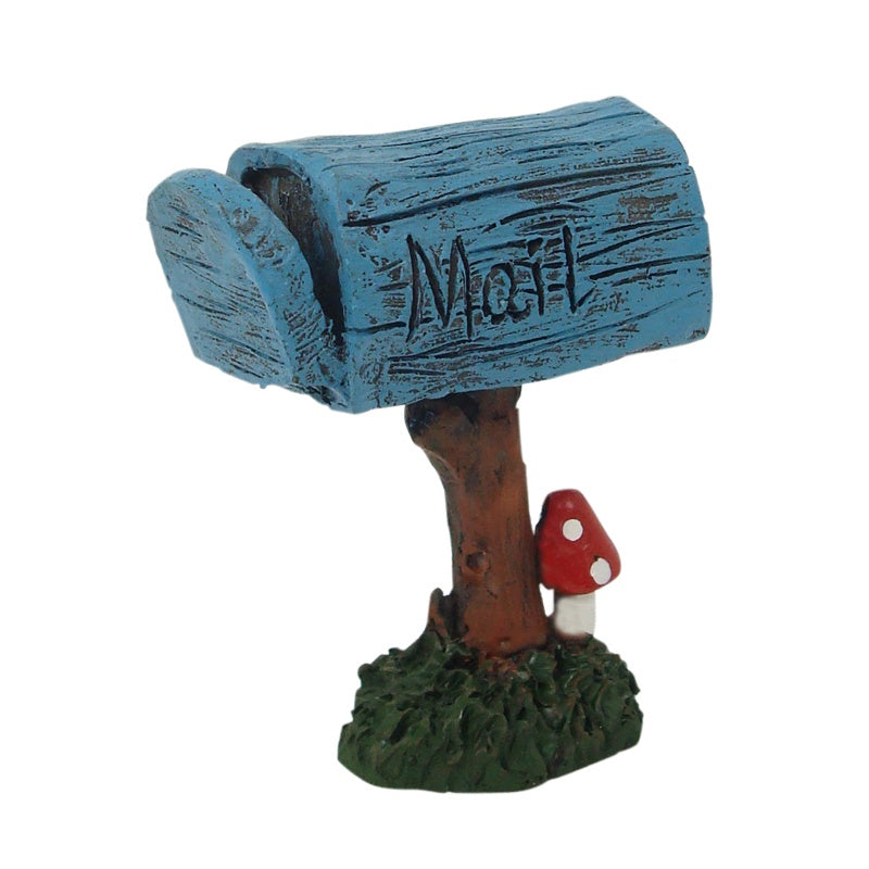 Enchanted Garden Mini Mailbox