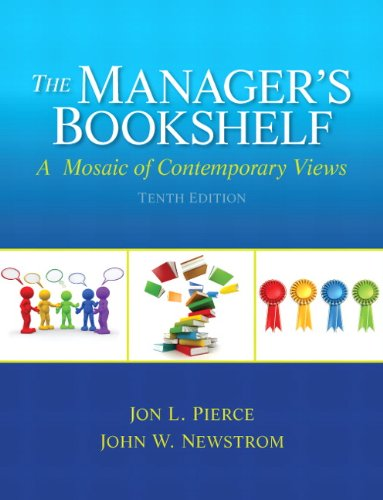 The Manager's Bookshelf (10th Edition)