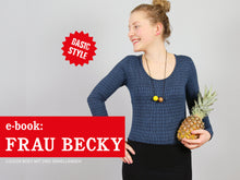 Laden Sie das Bild in den Galerie-Viewer, FRAU BECKY • Body,  e-book