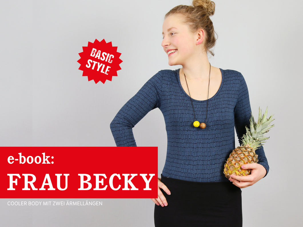 FRAU BECKY • Body,  e-book