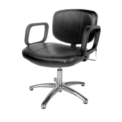Cody Lever-Control Shampoo Chair - Collins
