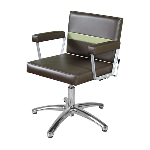 Taress Lever-Control Shampoo Chair