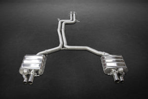 Audi RS6/RS7 (C7) - Valved Exhaust System (Inc. Remote)