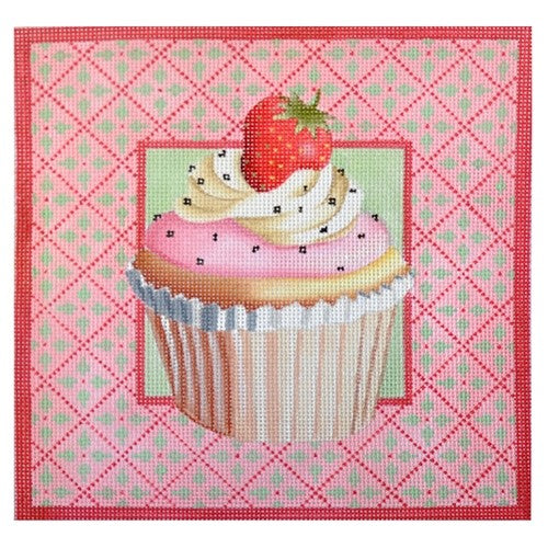 KB 13713 - Strawberry Cupcake