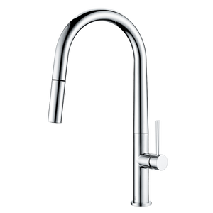 LENNOX Chrome Kitchen Faucet